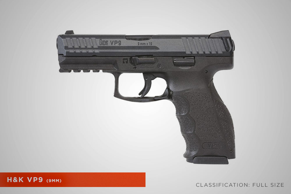 Concealed Carry H&K VP9