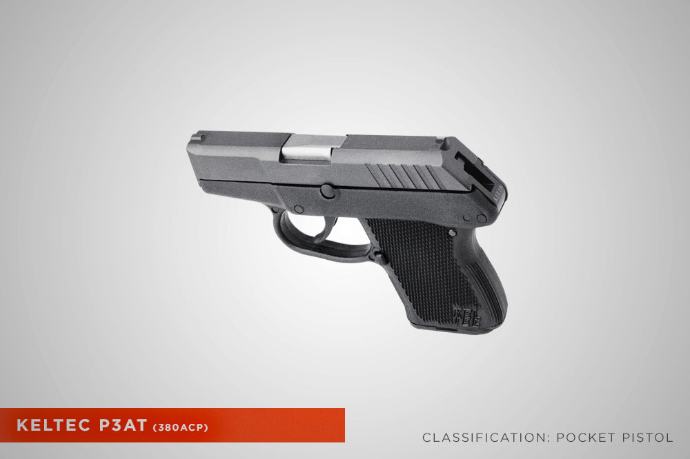 Concealed Carry Keltec P3AT