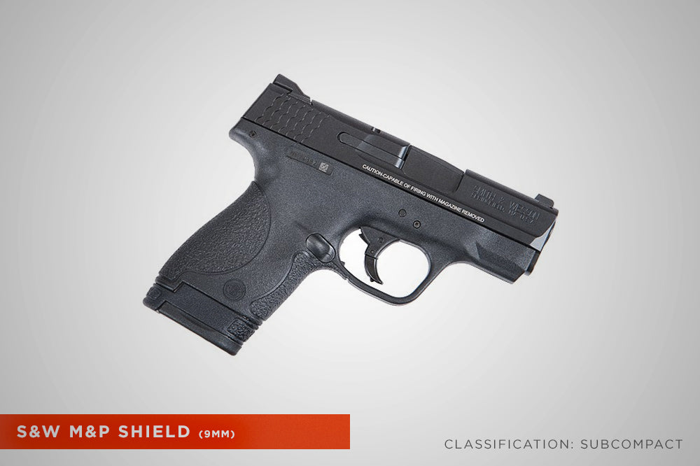Concealed Carry Smith Wesson Shield 9mm