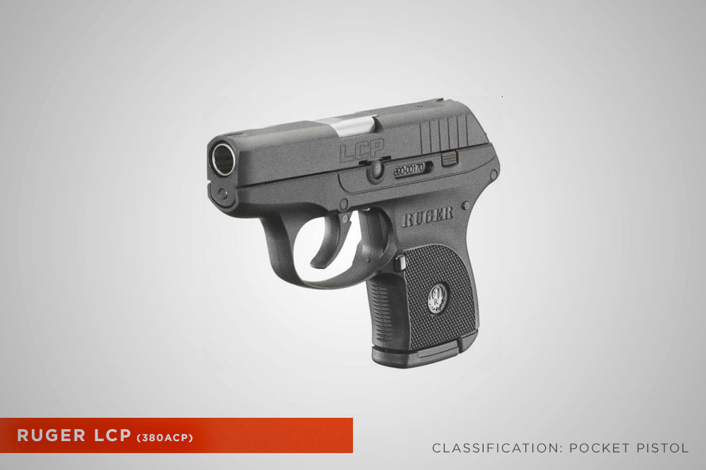 Concealed Carry Ruger LCP 380