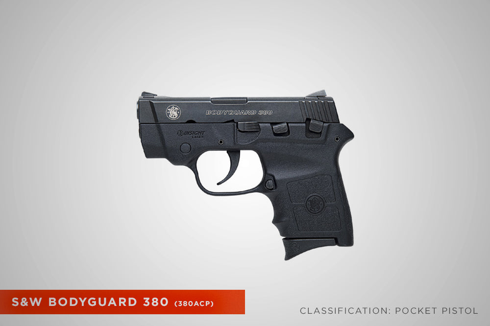 Concealed Carry Smith Wesson Bodyguard 380