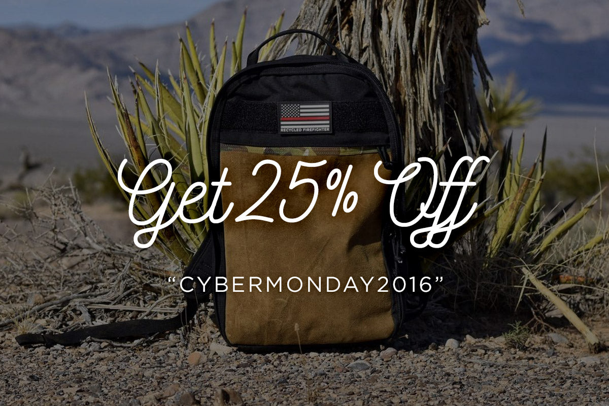 Cyber Monday EDC Gear Sale