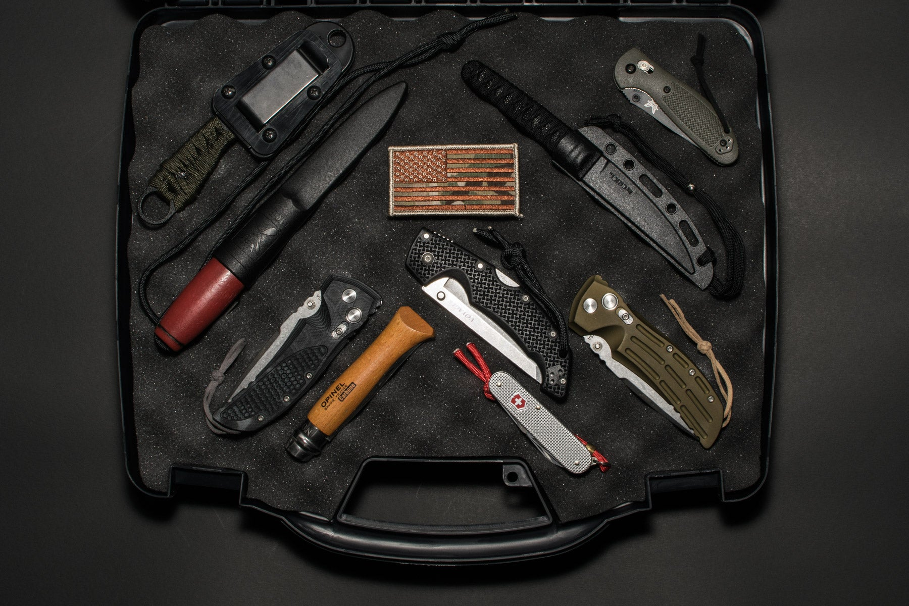 For gear that is not in my everyday carry rotation but I want it to be easy to access I store it in a hard shell pistol case. & EDC Gear Storage u2022 Keeping it secure and Organized. - Recycled ...