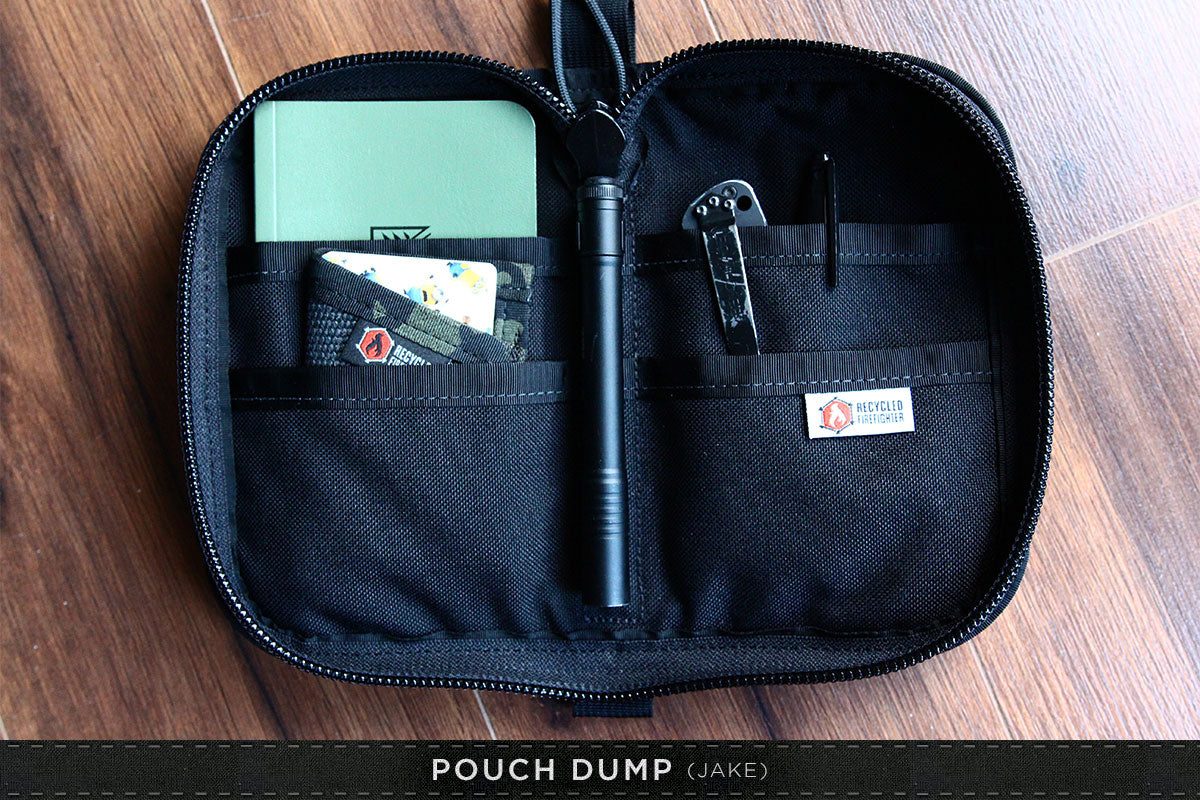 everyday carry gear pouch