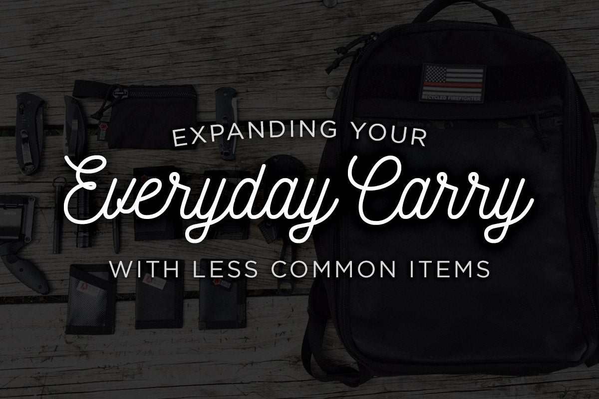 Everyday Carry Items