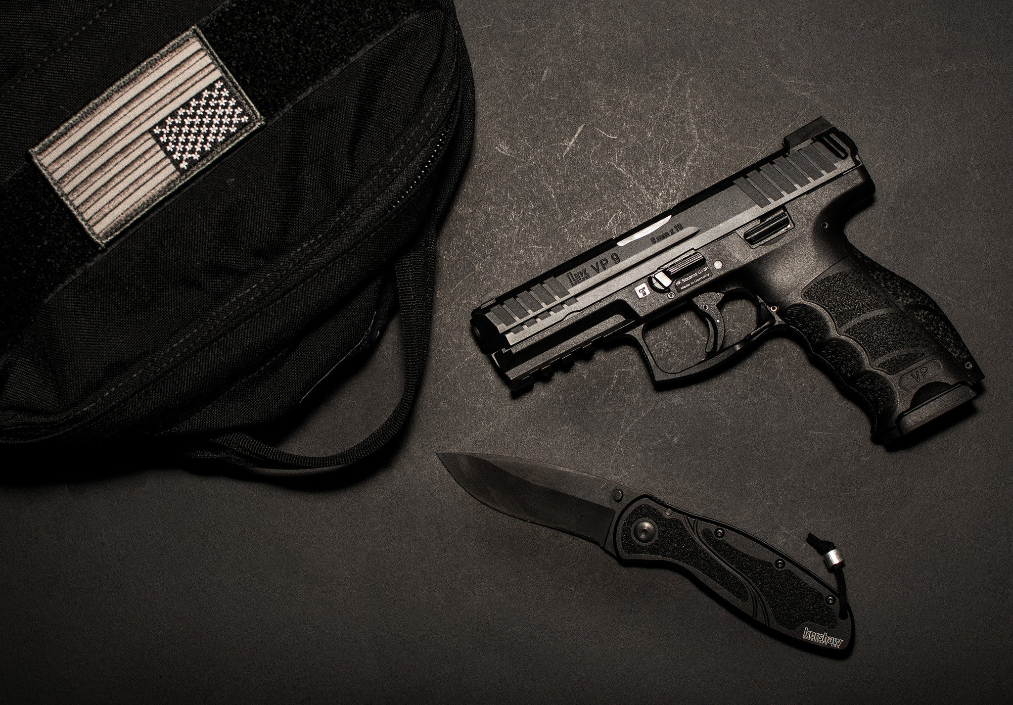 HK VP9 Everyday Carry
