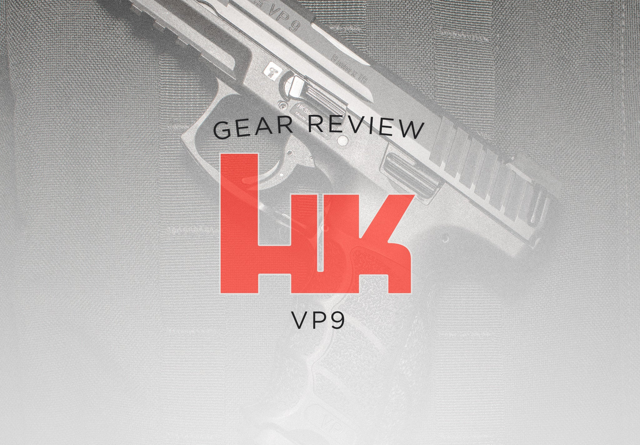 HK VP9 Gun Review