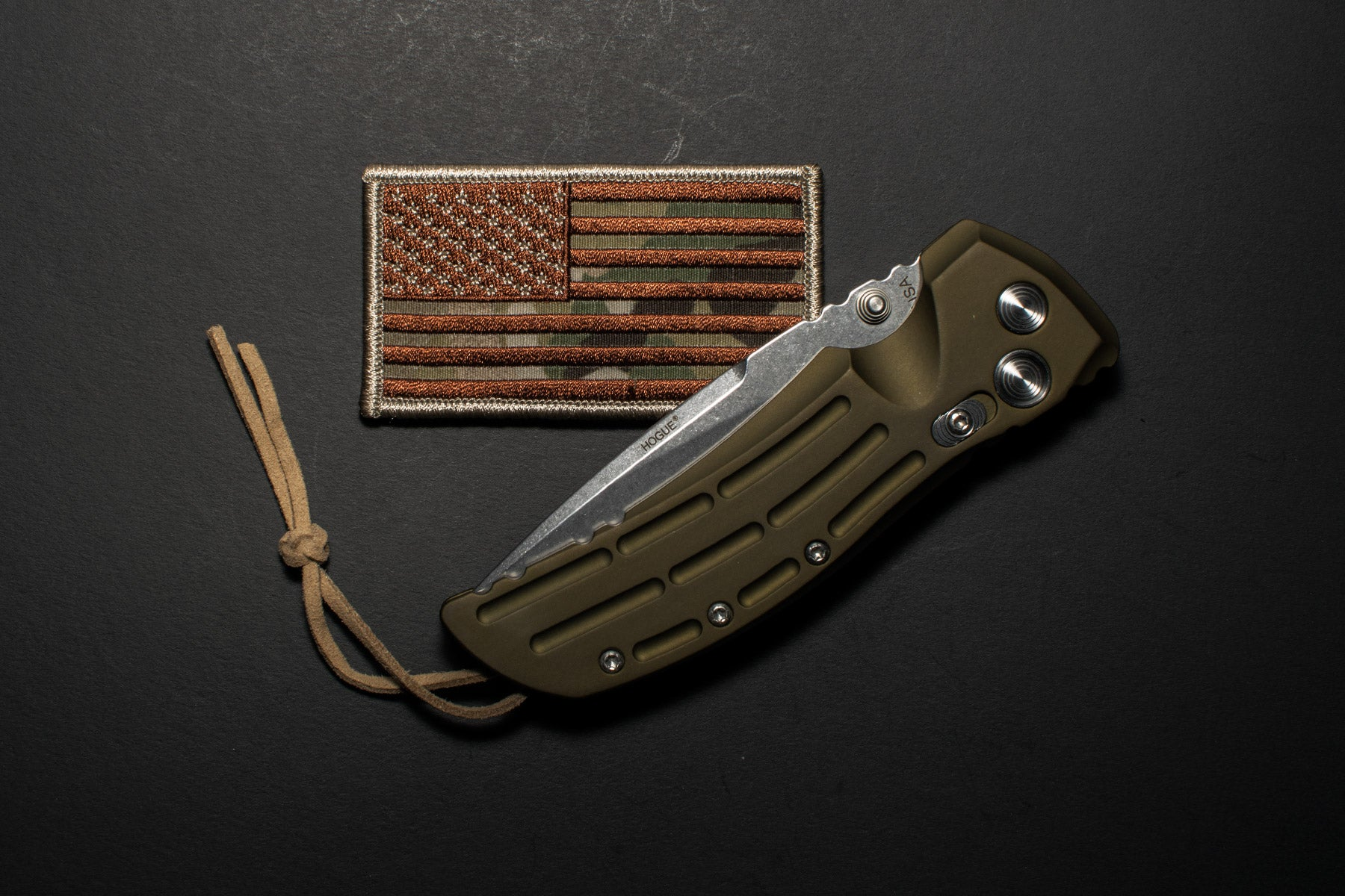 USA Made Hogue Knives