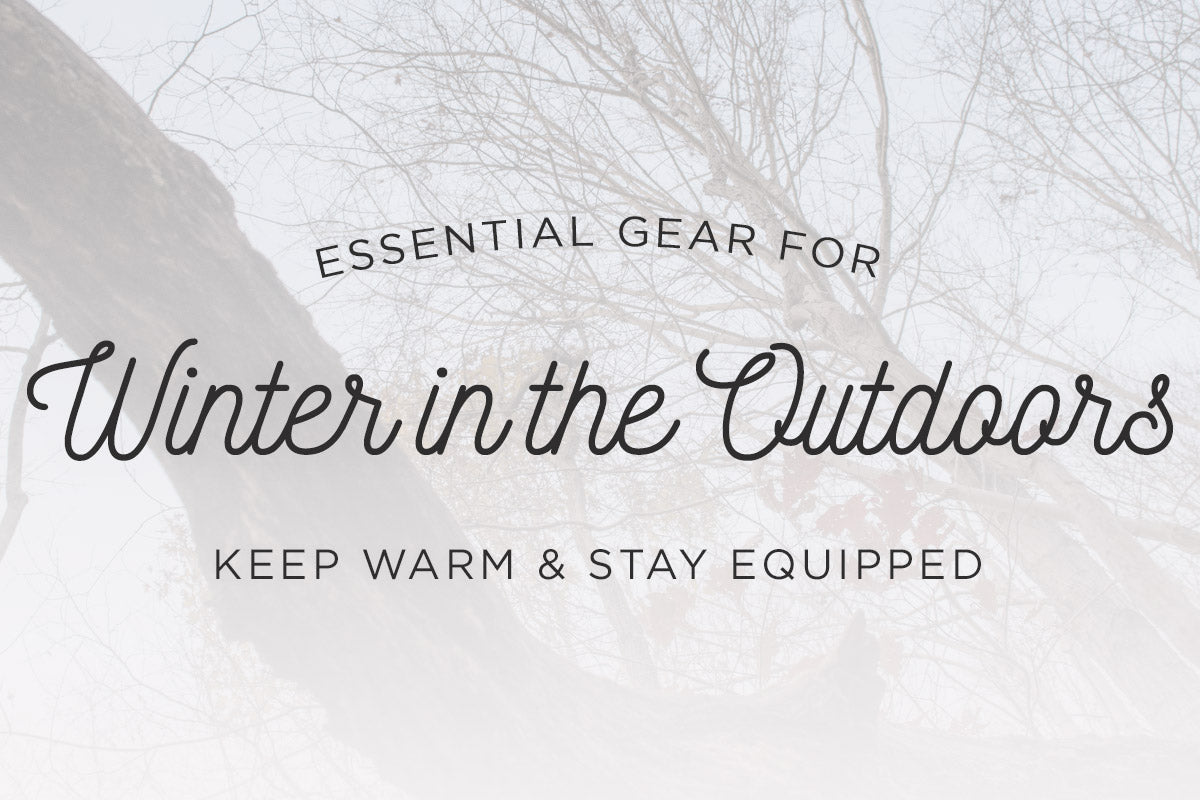 Outdoor Winter Gear Guide