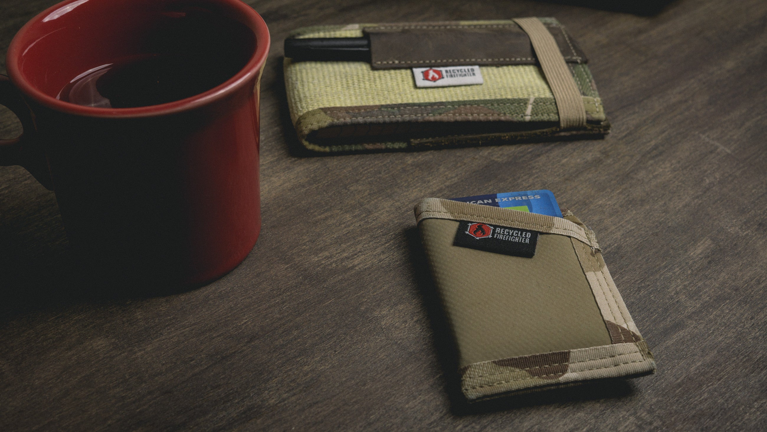 EDC Wallet and Notebook