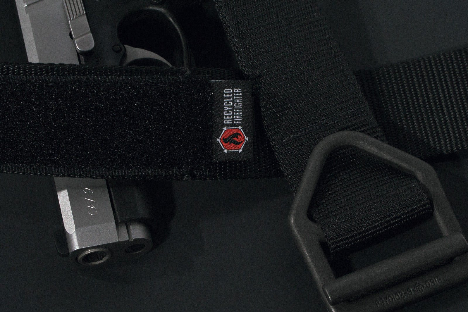 Recycled Firefighter Belt