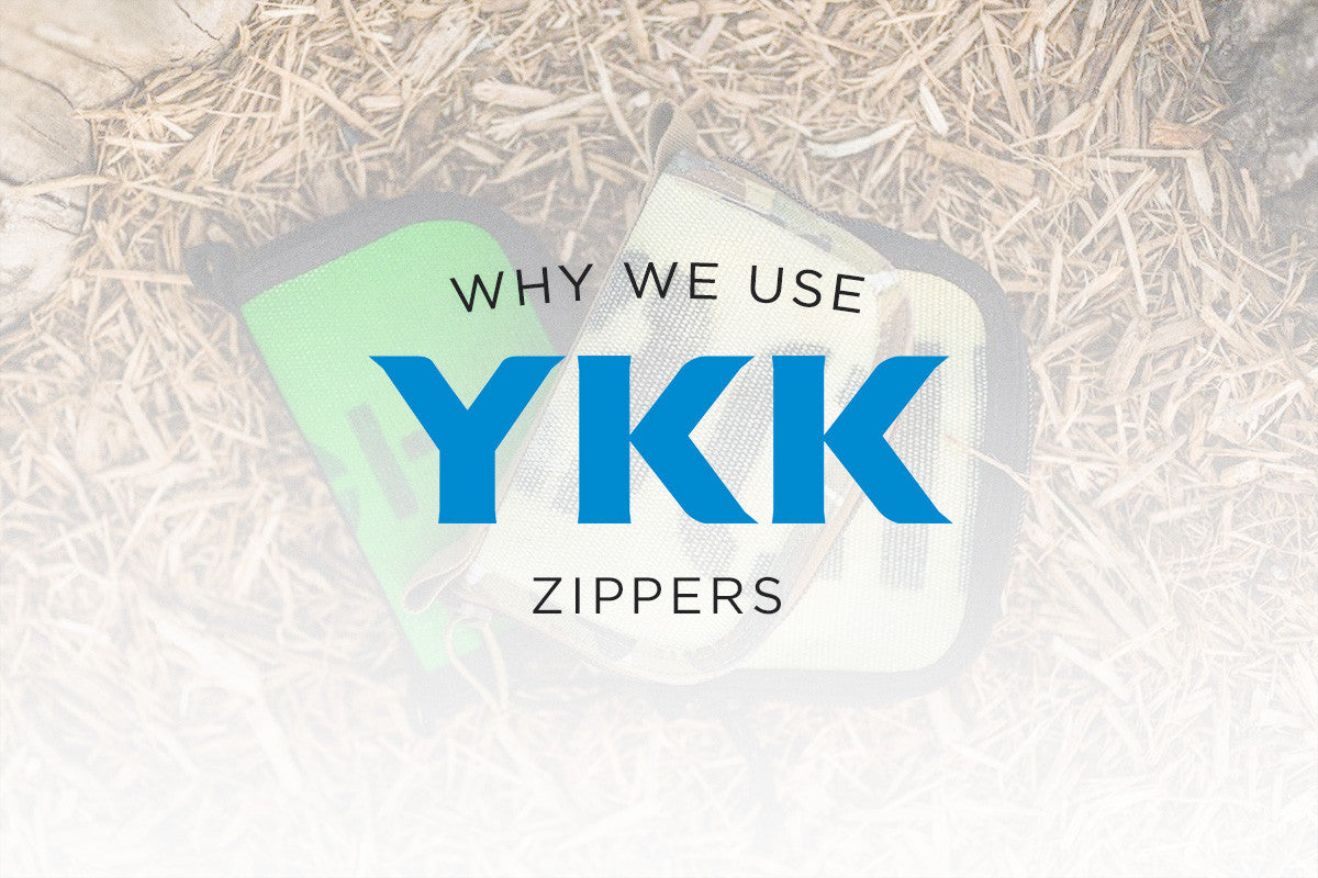 Why Are YKK Zippers Good?