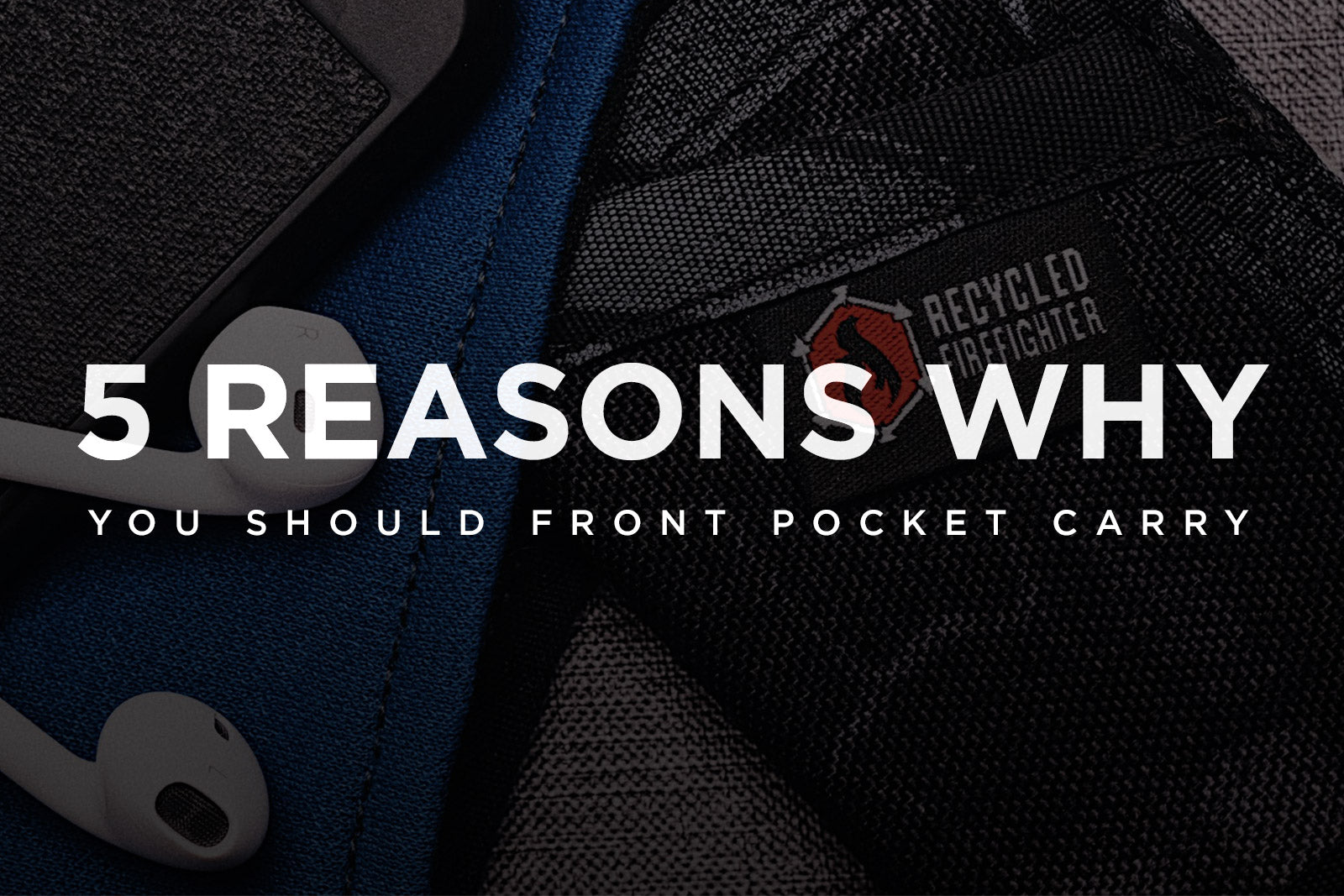 Why Carry Wallet in Front Pocket