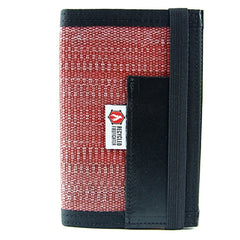 Field Notes cover, everyday carry notebook cover, fire hose notebook cover made in the USA.
