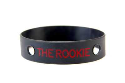 Rookie Wallet Band Red & Black