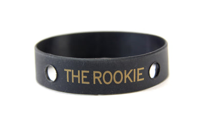Rookie Wallet Band Black & Gold
