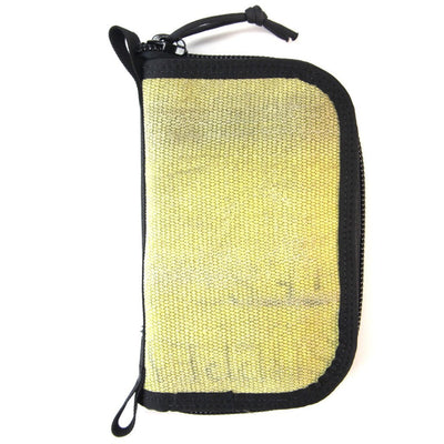 Fire Hose Zippered Pouch - Small Bag