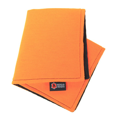 Nomex Handkerchief Orange & Black