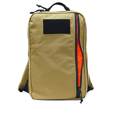 24 Hour Backpack Coyote & Black
