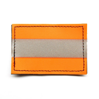 Orange Reflective Patch