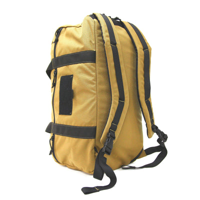 42L Battalion Duffle Backpack Coyote & Black Backpack
