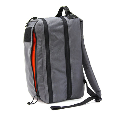 12 Hour Plus Backpack // Preorder Closed Tactical Grey