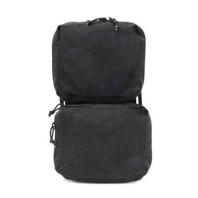 Mesh 12Hr Pouch - Large Zippered Bag