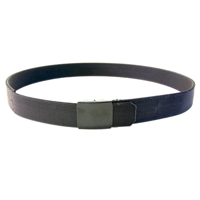 Edc Belt 1.5 Scuba Webbing Black / Small 28-35