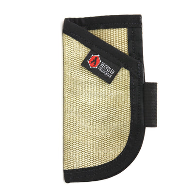 Edc Pocket Caddy Left Grey Black Hose