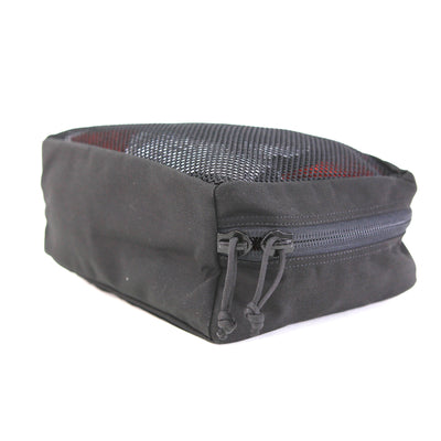 Mesh 24Hr Pouch - Large Zippered Bag