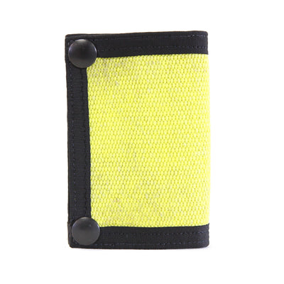 Snap Wallet Yellow Hose Fire