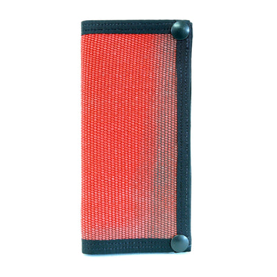 Long Wallet Red Hose Fire