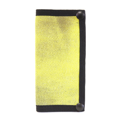 Long Wallet Yellow Hose Fire
