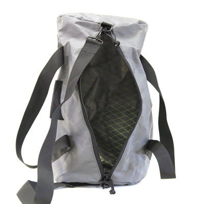 Battalion Barrel Duffle Bag Xpac Tactical Grey Backpack