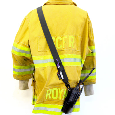 Firefighter Radio Strap