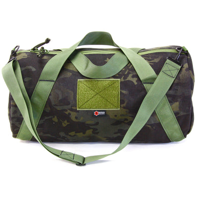 BARREL DUFFLE BAG