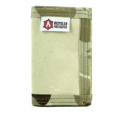 Front Pocket Bifold Wallet Desert Tan & Multicam Arid