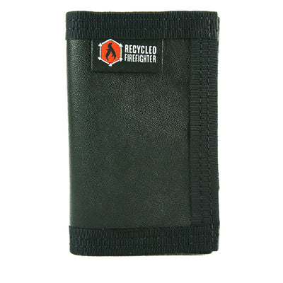 Front Pocket Bifold Wallet Black &