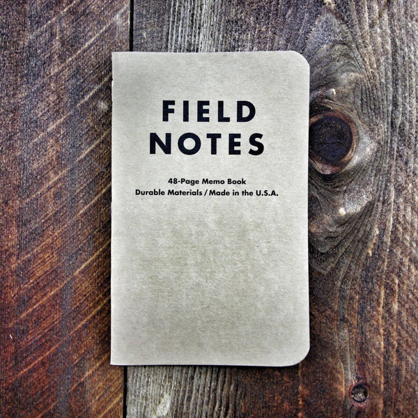 Check for Field Notes' promo code exclusions. Field Notes promo codes sometimes have exceptions on certain categories or brands. Look for the blue