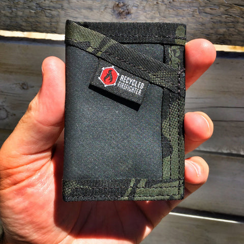 Hypalon Front Pocket Wallet