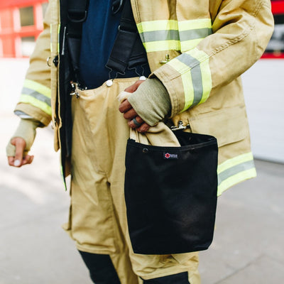 Firefighter 1000D Mask Bag Zippered Bag