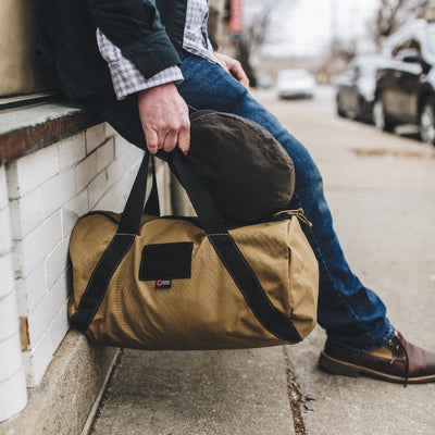Battalion Barrel Duffle Bag Backpack
