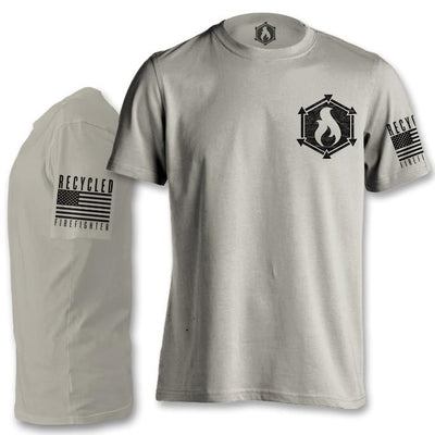 Short Sleeve T Shirt Medium / Desert Sand Apparel
