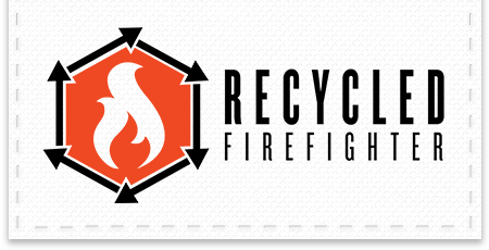 Recycled Firefighter logo