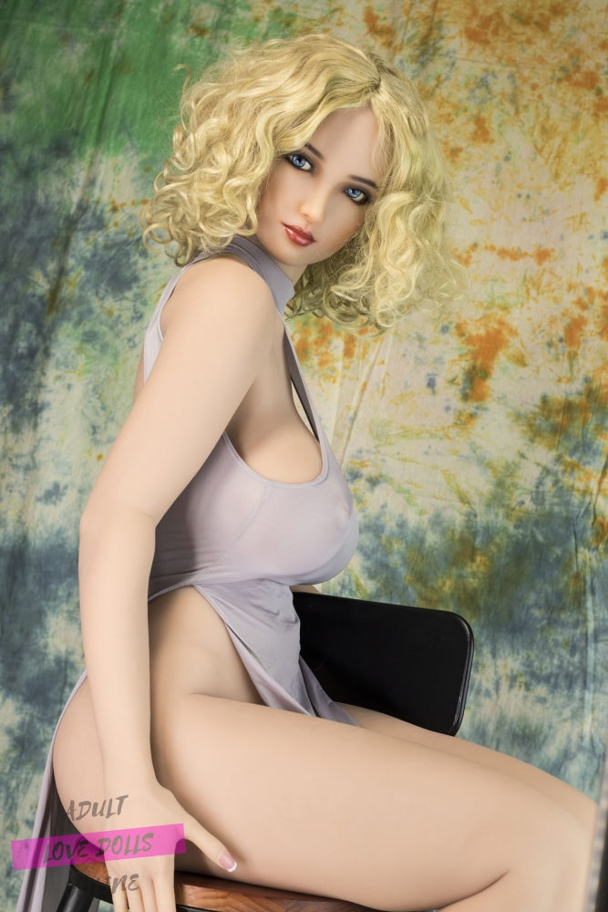Blonde Blue Eyed Teen Sex Doll - 160cm - Melody
