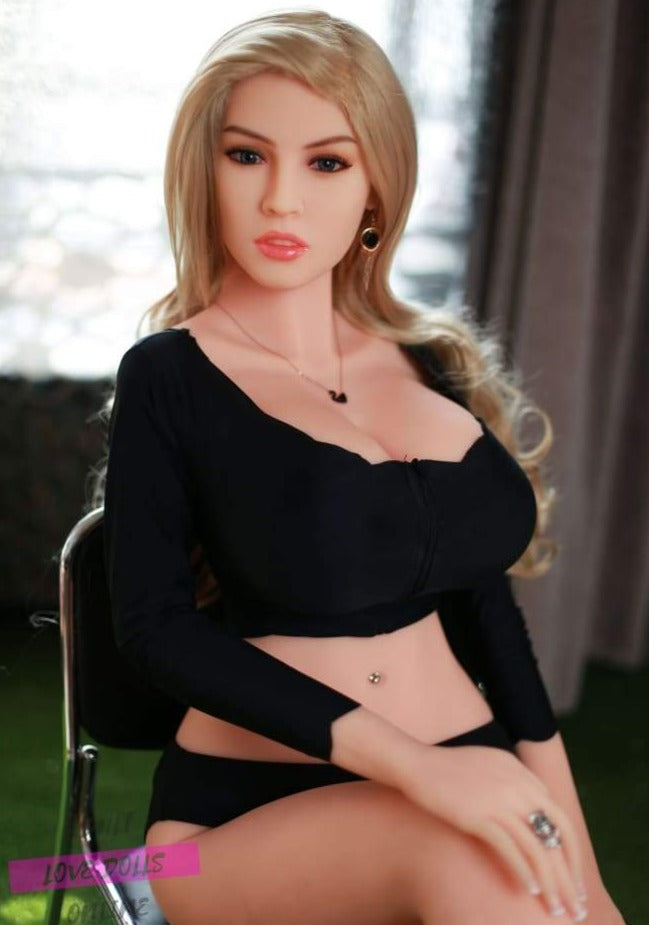 Blonde Mature Looking Asian Sex Doll - 160Cm Hana