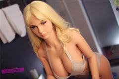 Candice Buxom Blonde Teen Real Doll