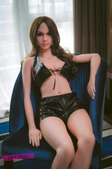 Hot Brunette Skinny Sex Doll - 140cm - Samantha