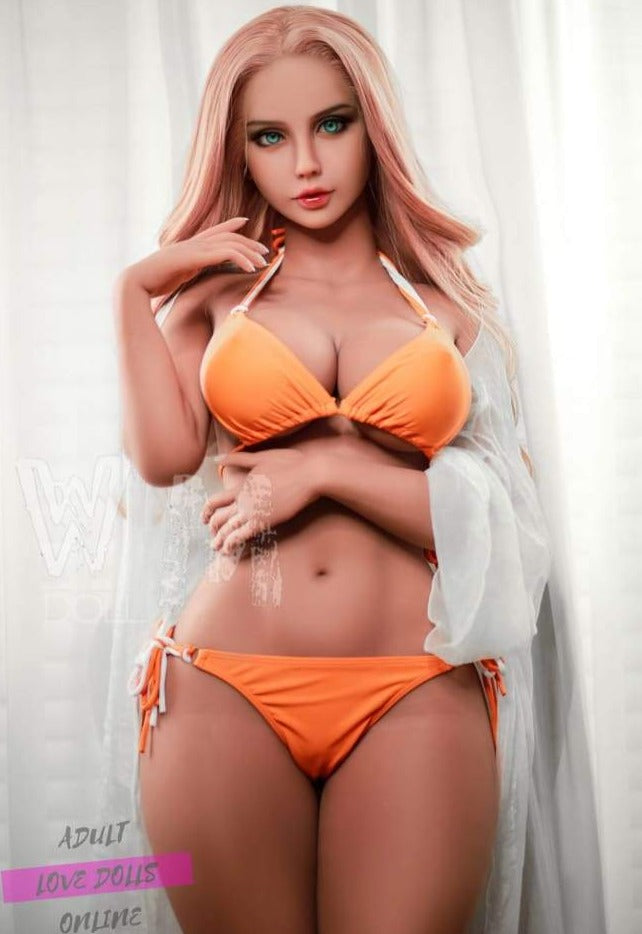 Hot Selling Blonde Fantasy Sex Doll - 160Cm Bonnie