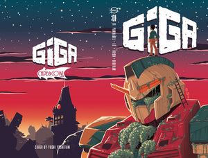 Signed Issue: GIGA #1